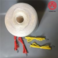 Best Hanging Raw White  Tomato Tying Twine With Hook 100% Polypropylene For Agricultural wholesale