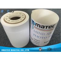 Best Dry Minilab Photo Paper for Epson , 240gsm Semi Glossy Luster RC Inkjet Photo Paper Roll wholesale