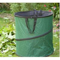 Best PE Material Plant Grow Bags , Garden Plant Accessories Green Bags For Plants wholesale