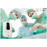 Hands Free Hospital Hand Sanitizer Dispenser , Touchless antibacterial soap dispenser