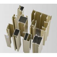 Best Powder Painted / Anodized Aluminum Extrusion Profiles For Side Hung Doors wholesale