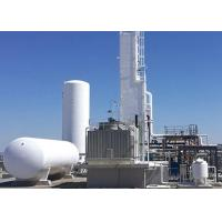 Best High Efficiency Cryogenic Air Separation Plant High Purity Nitrogen Generation wholesale