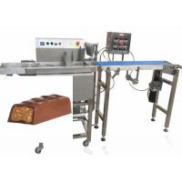 China Eletric Mini Chocolate Tempering Machine For Biscuit Silver Color on sale