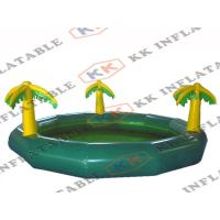 Details Of Pvc Round Inflatable Swimming Pool Portable Water Pools For Dog Baby 101516198