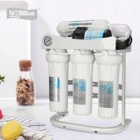 China 20V Pre Filtration Reverse Osmosis Pure Water System Plastic Tank Household on sale
