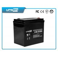 China 2V 6V 12V 48Vdc Rechargeable Sealed Lead Acid Battery on sale