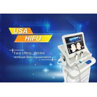 Best USA Version High Intensity Focused Ultrasound Machine for winkle removal wholesale