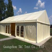 Best Outdoor Waterproof Canopy Tent UV Resistant For 200 People Gathering Event wholesale