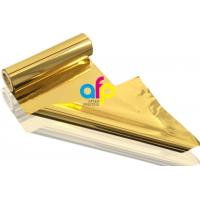 China Water-Resistant Hot Stamping Foil For textile/cloth/garment/fabric on sale