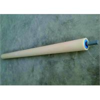 Best Conveyor Return Rollers With Blue Cover Power Plant Return Idler Rollers wholesale
