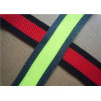 Best Custom Embroidered Woven Jacquard Ribbon for Bags , Garment , Home Textile wholesale