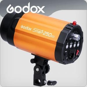 Cheap Smart Series Auto-self Protection studio lighting qeuipment 250WS   for sale