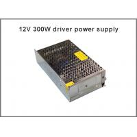 Best 300W 12V 25A AC/DC Light Power Supply Charger LED Transformer Adapter for 5050 3528 LED RGB Strip light wholesale
