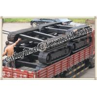 Best rubber track system / rubber crawler undercarrige/ rubber crawler under carriage wholesale