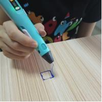 China Children Creo Pop 3d Pen Printing , 1.75mm Filament 3d Printer Pencil on sale