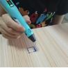 Buy cheap Children Creo Pop 3d Pen Printing , 1.75mm Filament 3d Printer Pencil from wholesalers