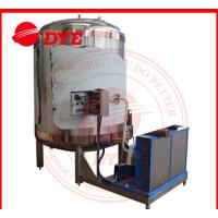 Best Pipe Welding Vertical Custom Cold Water Tank For Berwery Line 2MM Thickness wholesale