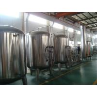 Cheap Hydecanme Drinking Water Treatment Equipments With 500mm Diameter Filter for sale