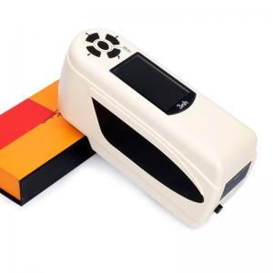 Best Portable Skin Color Meter NR200 Colorimeter Manual Calibration With PC Software wholesale