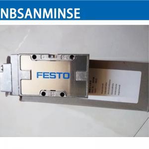 Best 1/4 1/8 Pneumatic Solenoid Valve Original Festo Solenoid Valve NBSANMINSE MFH wholesale