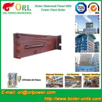 Best Gas Steam Industrial Power 300MW Station Boiler Water Walls for Condensing Boiler wholesale