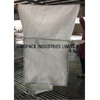 Best Water Penetrating PP Fabric Ventilated Bulk Bags For One Ton Package wholesale