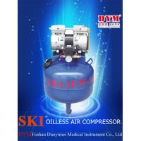 Best K0010 SKI dental one for one silence oil-free air compressor (32L)  CE wholesale