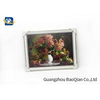 Cheap Flowers Pattern 3D Lenticular Pictures Poster Painting Home Decor Wall Art Decor for sale