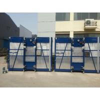 Best DOL , FC Control Construction Material Hoist With Mast Hot-dip Galvanized CE / ISO wholesale