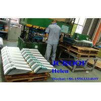 Best Color Roofing Sheets Gravel Tile / Particle Vermiculite Tile , Galvalume Steel Sheet wholesale