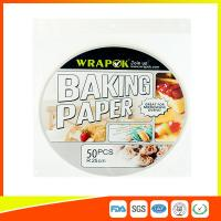 Best Food Baking Paper Sheets Kitchen Perforated Parchment For Household wholesale
