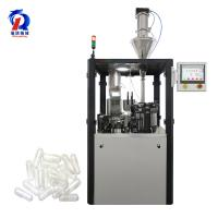 China Automatic Capsule Filling Machine For Powder Filling Transparent Capsule Machine on sale