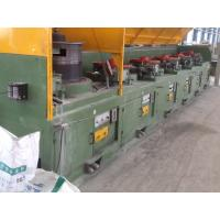 Buy cheap Mild Carbon Steel Straight Line Wire Drawing Machine With Customized Drawing Speed from wholesalers