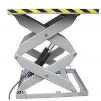 Best 3000Kg Fixed telescoping hydraulic scissor lift for Restaurant / Library wholesale