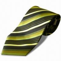 Best 100% Silk/Polyester Colorful Necktie, Fashionable Design, Handmade, OEM Orders are Welcome wholesale