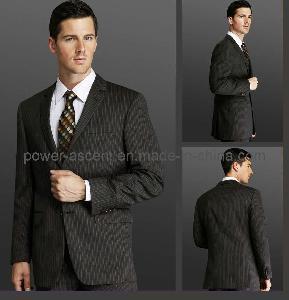 Best 2012 New Design Men′s Wool Western-Style Suit (PH-20) wholesale