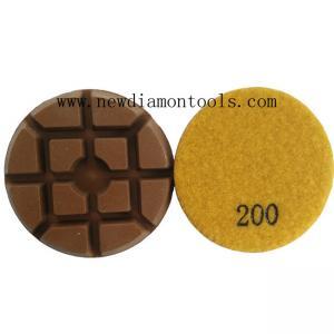 China Diamond Floor Polishing Pads on sale