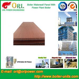 Best Condensing Gas Boiler Water Walls For Petrochemical Biomass Diesel Boiler Industry wholesale