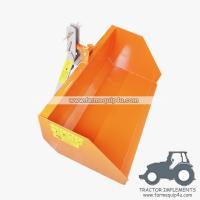 Best 4TSCP - Farm equipment tractor 3point hitch trip scoop wholesale