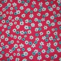 Best Floral Printed Fabric, Made of PET Recycled Polyester Fabric wholesale