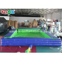 Best Large Inflatable Sports Games Children Playing Billiards Inflatable Billiards Ball Field wholesale