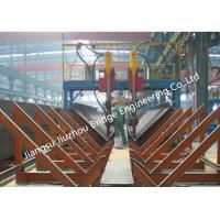 China Heavy H Project Structural Steel Construction With Submerged Arc Welding Process on sale