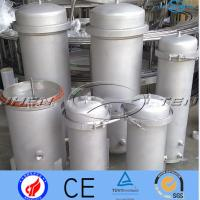 Cheap Prefilter Low Flow  Industrial Filter Housing Cartridge Water System for sale