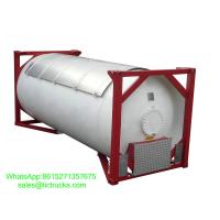 China 20 feet LPG tank T50 tank container Portable iso Tank Container WhatsApp:8615271357675  Skype:tomsongking on sale
