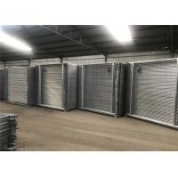 Buy cheap AS4687-2007 standard temporary fence / temporary privacy fencing for Australia from wholesalers