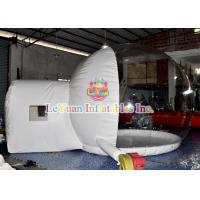 Best Waterproof Inflatable Clear Tent Bubble Tent Fireproof Inflatable Beach Tent wholesale