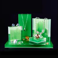 Best Advertising Acrylic Jewelry Display , Luxury A3 A4 Clear Acrylic Jewelry Stand wholesale
