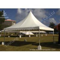 Best No Wall High Peak Tents, Pagoda High Peak Party Tent Polyester Fabric Cover wholesale
