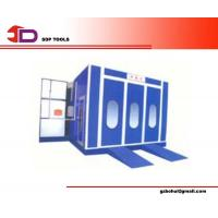 Coated Steel Car Paint Room, Automotive Car Lifts with Professional Ventilation System