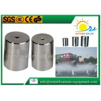 Small Noise Stainless Steel Fountain Nozzles Water Fog Nozzle For Outdoor Garden